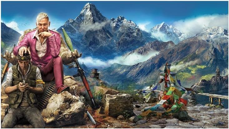 英伟达GeForceNow新增19款游戏,包括《孤岛惊魂4》
