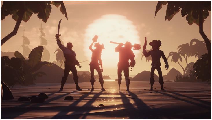 Steam上周销量排行:《盗贼之海》上架不足半月,占据榜首