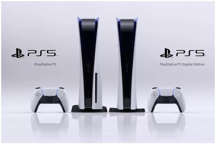 玩家对历代 PS 主机外观投票:PS5 第二,PS4 第一