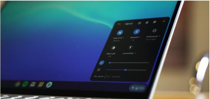 受 Win10 启发,谷歌 Chrome OS 系统剪贴板管理器曝光