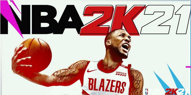 预售将启,《NBA 2K21》 封面球员公布