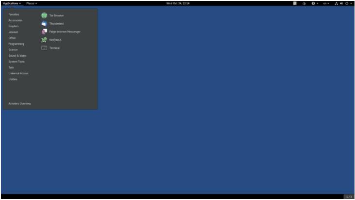 """可让你 """"隐身""""的 Linux 发行版!Tails 4.8 发布"""