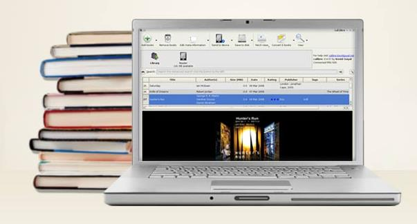 Calibre 4.22 发布,功能强大的电子书管理软件