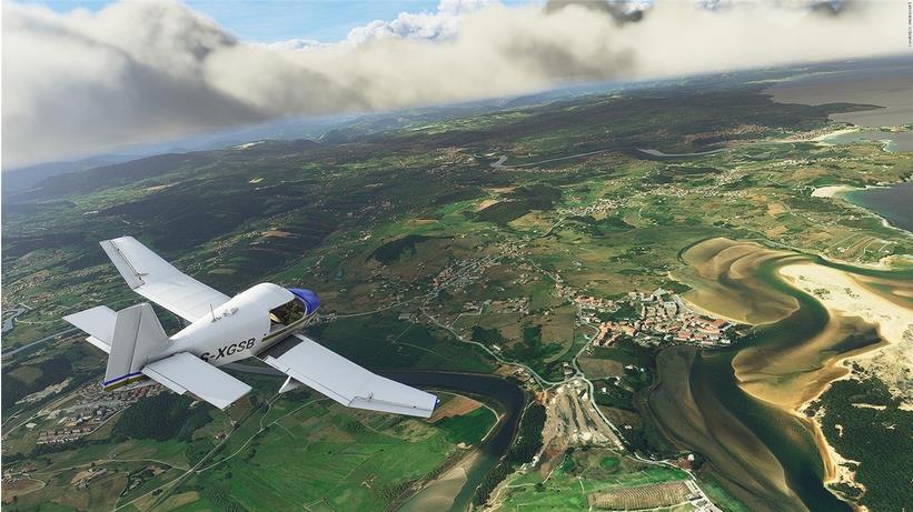 《微软模拟飞行 2020》体积出炉:高达 127GB