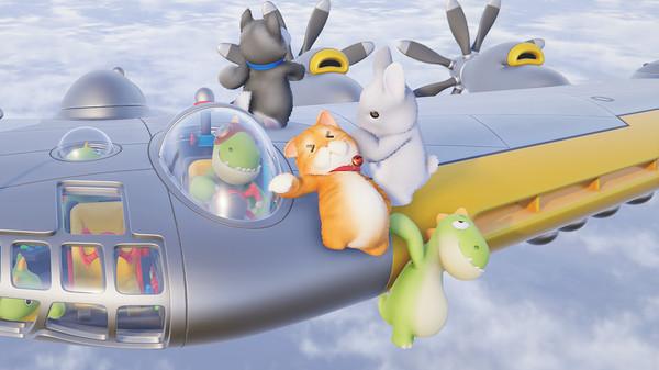 《Party Animals》將于10 月 Steam 秋季游戲節正式上線