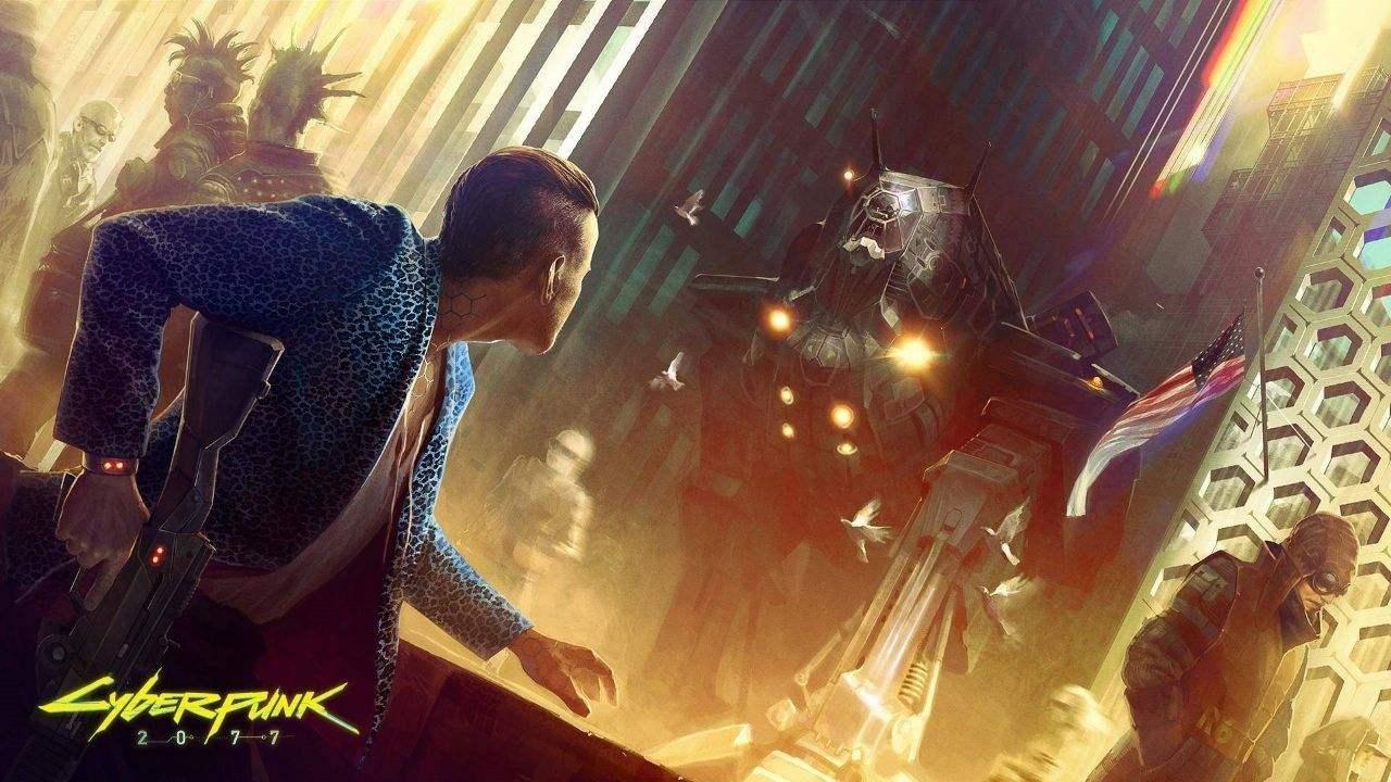 官方确认《赛博朋克 2077》将有免费 DLC