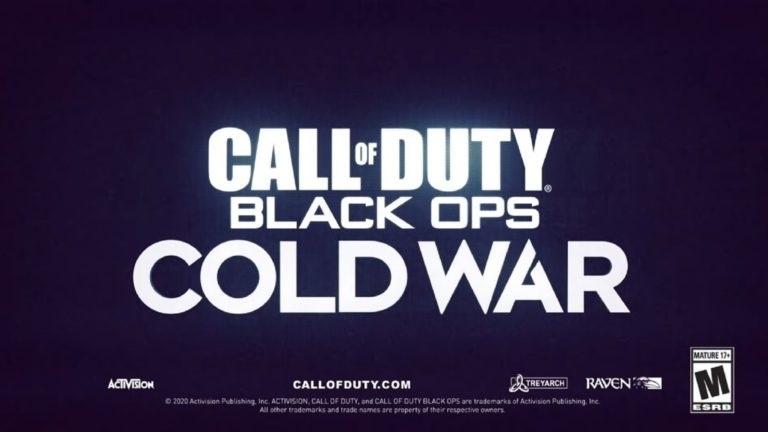 官宣!《使命召喚:黑色行動冷戰》PC 版為暴雪戰網獨占