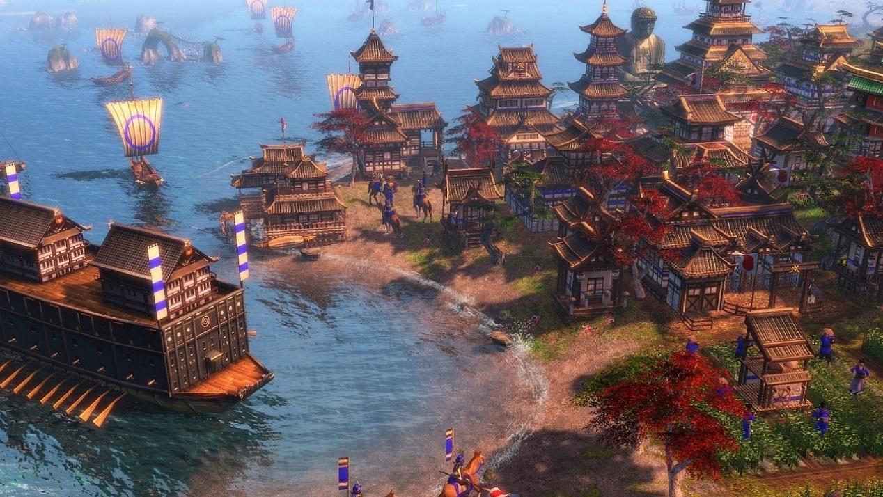 官宣:《帝国时代 3:终极版》将于8 月 27 日在科隆展亮相