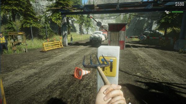 模拟游戏《缉私警察》试玩版上架Steam