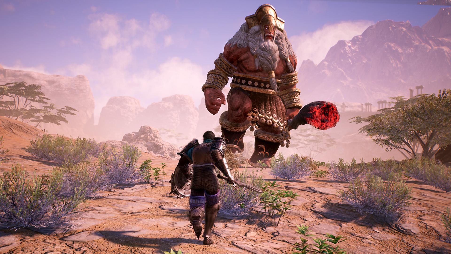 《神佑》Steam版将于11月5日开启封闭测试