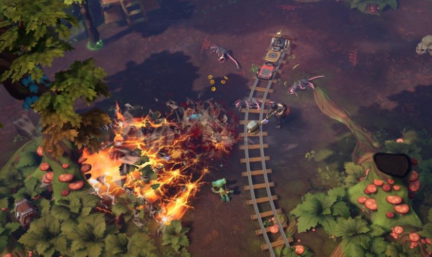 《火炬之光 3》正式版已上线Steam