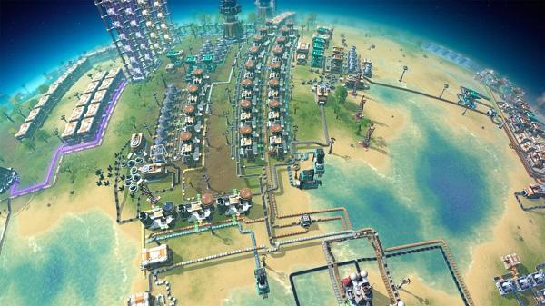 模拟经营游戏《戴森球计划》将于1月21日发售