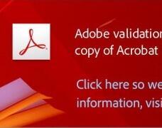 Adobe:你正在盗版我的软件!