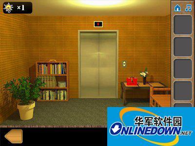 完美逃脱封锁的电梯6关图文攻略大全
