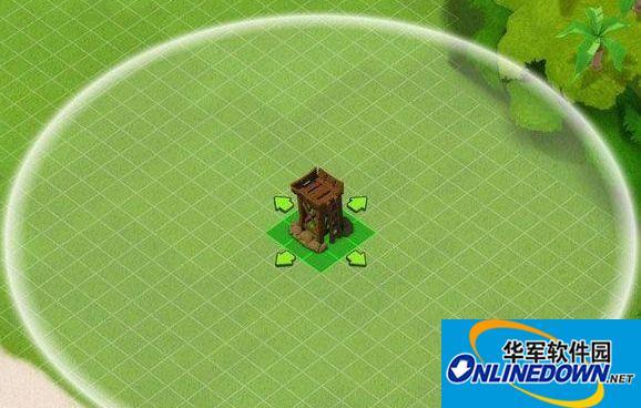 《海岛奇兵》阻击塔属性攻略