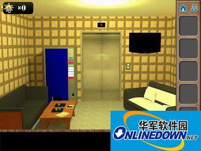 完美逃脫封鎖的電梯4關圖文攻略大全