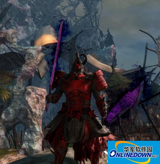激战2炫酷鬼武者系列装备幻化攻略