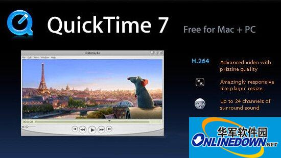 quicktime player怎么用 quicktime player下载使用教程