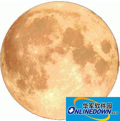 PowerPoint制作嫦娥卫星绕月飞行动画