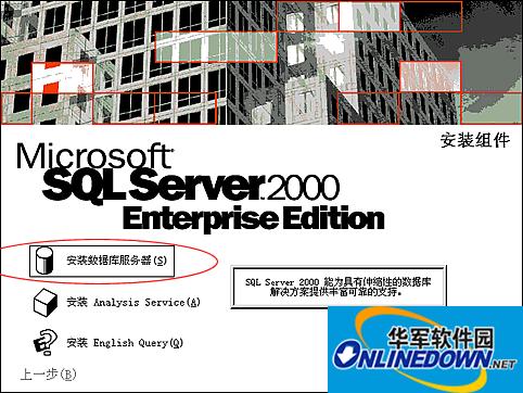 安装数据库服务器