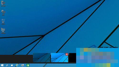 Win10虚拟桌面的切换方法