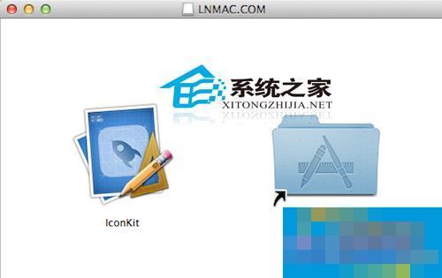 MAC下安装Dmg软件的方法