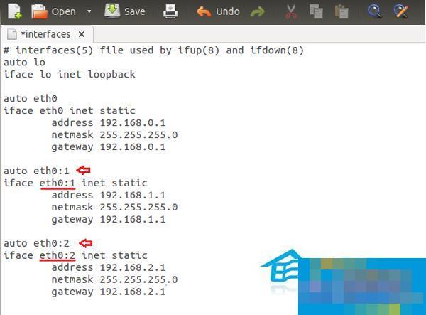 Ubuntu如何建立虚拟网卡