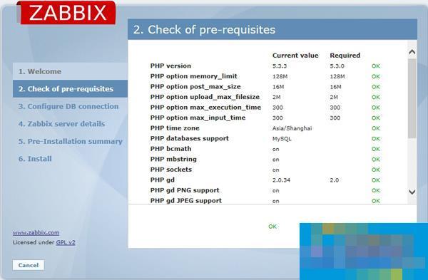 Linux系统zabbix报警功能如何配置?