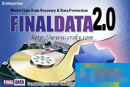 WinXP系统Finaldata怎么用?电脑硬盘数据恢复软件FinalData的使用方法