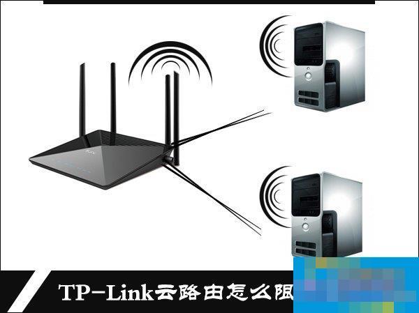 TP-Link云路由怎么限制网速?