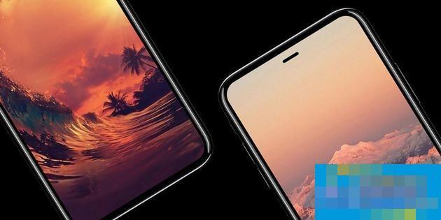 "iPhone 8大不同!采用OLED""全面屏""   纵向排列双摄像头"