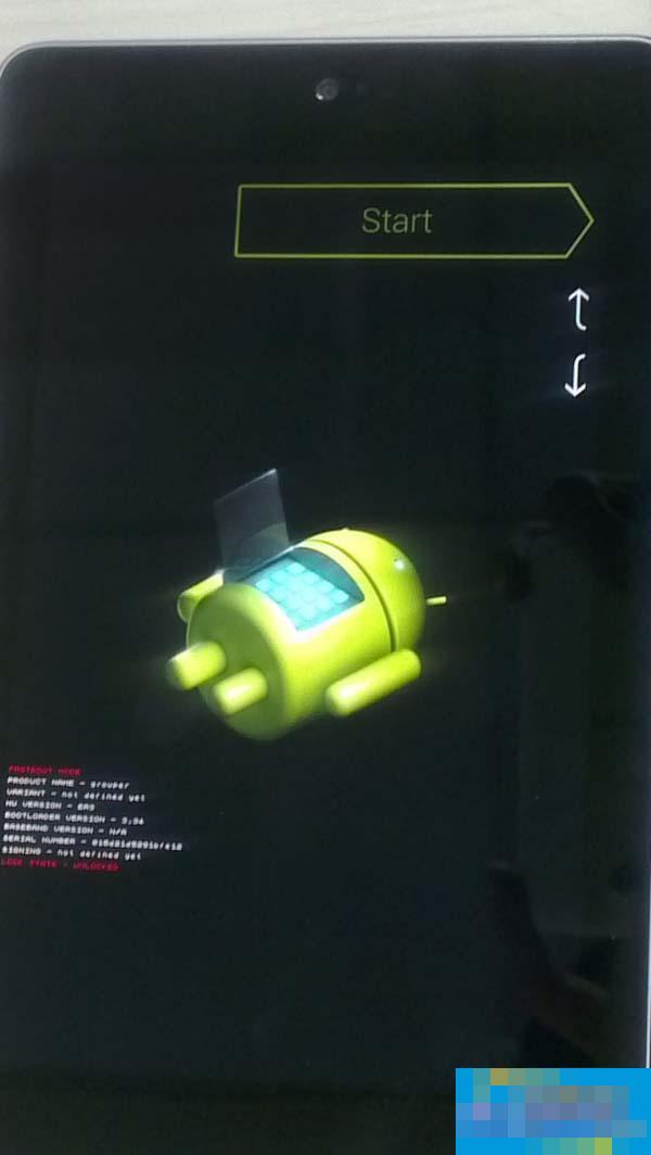 Nexus 7怎么刷MIUI