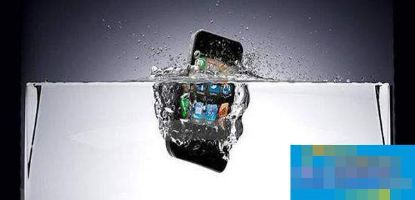苹果手机进水怎么办