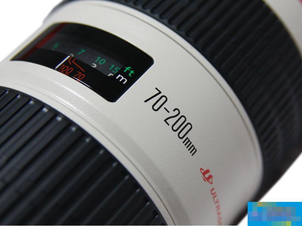 佳能EF 70-200mm F4L IS USM 小小白IS