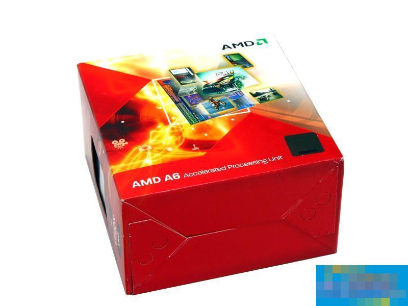 AMD A6怎么样
