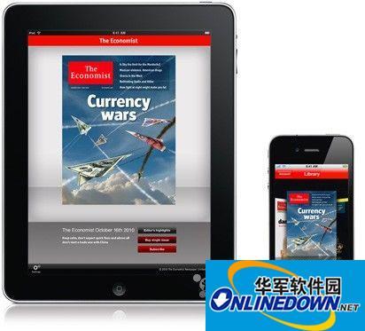 《经济学人》电子杂志明日登陆App Store