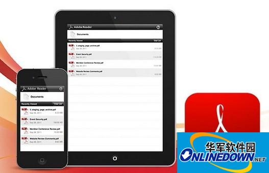 Adobe Reader:Adobe官方iOS版PDF阅读器