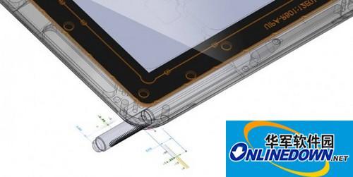 Modbook将推基于苹果MacBook的手写笔
