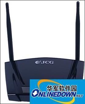 JCG智能无线路由器,智能管理无线网络