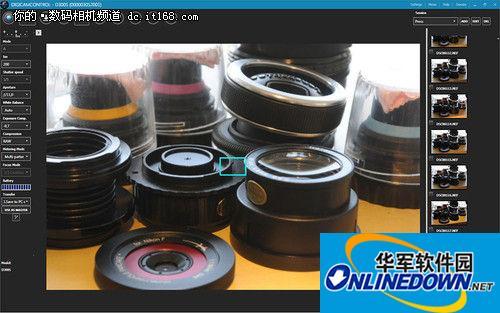 尼康单反相机免费使用的网络共享软件