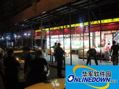 因抢车位起冲突 美华裔男子开枪射人被警方逮捕
