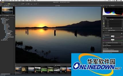 """尼康发图像处理和编辑软件""""捕影工匠""""正式版"""