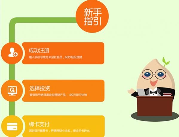 米金社怎么样 米金社理财平台详细介绍