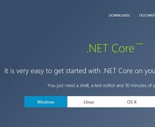 终于来了!微软.Net Core 1.0下载放出