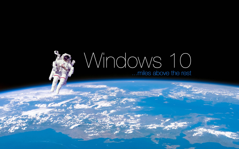 微软windows 10主题宽屏电脑壁纸 华军新闻网