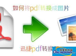 如何将pdf转换成图片 pdf转jpg图文教程