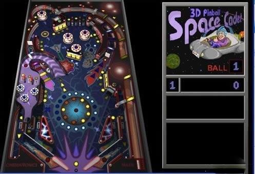 牛人木板打造Windows XP经典游戏《三维弹球》