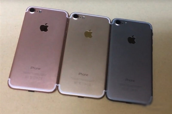 iPhone 7与6S大PK,iPhone开卖时间曝光