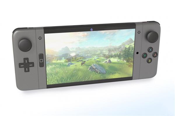 任天堂NX原型機曝光:6.2寸720P觸屏+運動感知手柄