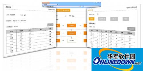 免费体验进行时:上海复兰3+3走班教学智能排课系统!